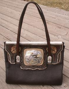 8e3cc42e8bd1 Custom Western inspired Leather Handbags wallets etc Denice Langley