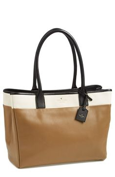 kate spade new york 'branton square - healy' tote (Nordstrom Exclusive)