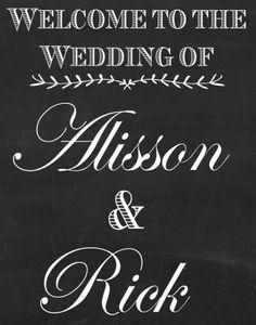 結婚式の記号をカスタマイズ