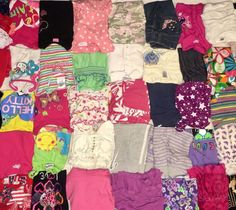Girls 3,4,5 Summer Spring Clothing 45pc Lot  Gap Children Pl. Guess Old Navy  | eBay