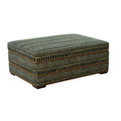 Twin Bed in an Ottoman!