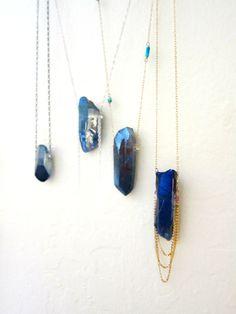 The Mystic Quartz Necklace.