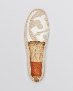 Tory Burch Espadrille Flats - Lonnie | Bloomingdale's