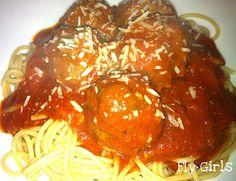Slow Cooker Florentine Turkey Meatballs