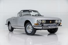 "1970 Peugeot 504 2.0 Cabrio fuel-injected, ""Pininfarina"""