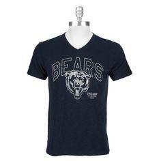 Forty Seven Brand Men's Contemporary Chicago Bears JV Scrum Tee #VonMaur