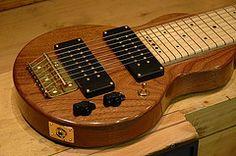 Deluxe 8-String Solid Body Lap Steel Guitar (Lap Steel) Tags: guitars luthier lapsteelguitar lapsteelguitars nitrocelluloselaquer wwwlapsteelguitarscouk