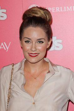 Lauren Conrad - celebrity hairstyles