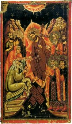 Christ is risen! Christ Is Risen, Orthodox Icons, Religion, Painting, Archangel, Bury, Events, Painting Art, Paintings