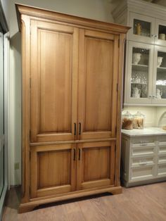 Free Standing Pantry Design Ideas, Pictures, Remodel, And Decor