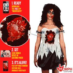 MorphCostumes US has the best range of high-quality halloween morphsuits for adults & kids! Best Couples Costumes, Costumes For Women, Couples Fancy Dress, Mrs Incredible, Zombie Bride, Halloween Costumes, The Incredibles, Wonder Woman, Superhero