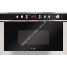 Built-in Wall Unit Microwave Built In Wall Units, Quality Kitchens, Microwave, Kitchen Appliances, The Unit, Stainless Steel, Diy Kitchen Appliances, Inset Cabinets, Home Appliances