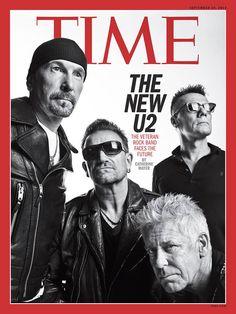 The new U2 @ Time magazine