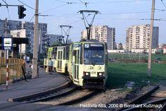 Tramwaj (streetcar) Częstochowa