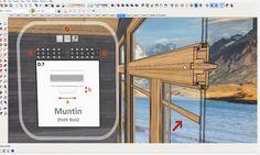 Click-Window 3D is just launched for sketchup users. It is a useful extension for sketchup that is applied to generate any windows in 3D with some simple mouse clicks.