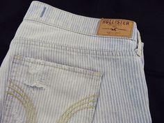 #hollister #jeans #zerissenejeans #hose #streifen #hellblau