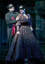 'Un Ballo in Maschera,' at the Metropolitan Opera.