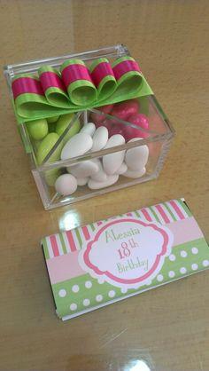 #happybirthday #undolcesegnaposto