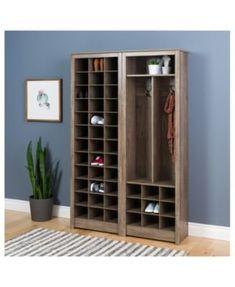 36 Pair Shoe Storage Rack | 1000 Shoe Storage Cabinet, Wall Storage, Bedroom Storage, Storage Spaces, Storage Ideas, Entryway Shoe Storage, Diy Storage, Kitchen Storage, Storage Solutions
