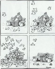 While on my comic bender: My other favorite syndicated comic of all time is The Far Side. Gary Larson's creation spawned the world of absurdist comic humor. His comics are all at once ridiculous,...