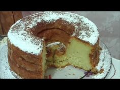 Bolo de batata-doce e coco, com textura de pudim. Inscreva-se gratuitamente em nosso canal e tenha acesso a mais de 160 vídeos de deliciosas receitas de pão,...