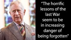 The Royal Family has a cautionary message for the world Image:  AP/composite  By Gianluca Mezzofiore2017-01-31 12:34:59 UTC  The Prince of Wales has returned to the issue of the rise of populism warning that the world is in danger of forgetting the lessons of the past.  Speaking at a London fundraising event for the World Jewish Relief (WJR) charity which currently works with people fleeing the war in Syria and seeking to establish new lives in Greece Turkey and UK Prince Charles said:  The…
