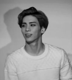 I love his laugh. Jonghyun I miss you soo much!!