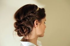 romantic messy hairtutorial