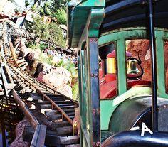 Big Thunder Mountain Railroad