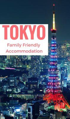 travel tokyo family trip