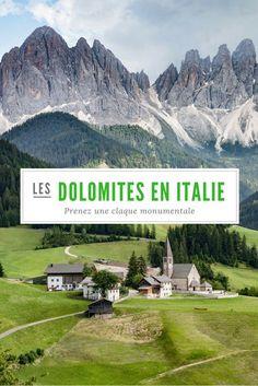 Dolomites Italie : randonnées et paysages Cheap Travel Deals, Italian Lakes, Voyage Europe, Travel Around The World, Italy Travel, Travel Photos, Travel Inspiration, Travel Destinations, Prague