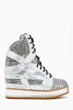 Jeffrey Campbell Rodman Platform Sneakerhttp://www.lookstyle.net/shop-lookstyle/
