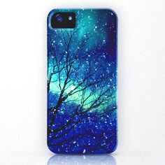 SALE - iPhone 5 Case,northern lights, iphone cover, cool case for iPhone 5, Christmas gift idea, office gift, secret Santa