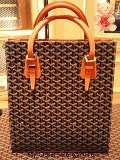 Goyard  Commores  tote Bag, 2010 for $ 1680