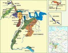 Wine Regions - Wines of Germany