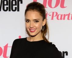 How to hair and make up: Jessica Alba
