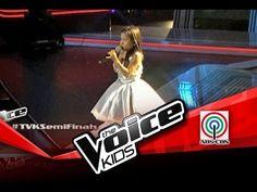 "The Voice Kids Philippines Semi Finals ""Pangarap Na Bituin"" by Lyca"