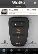 wego allows enterprises to use car sharing when offering employees company cars