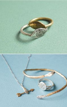 So gorgeous! Jewlery by illustrator Kaye Blegvad.    Her site is here: http://www.kayeblegvad.com/