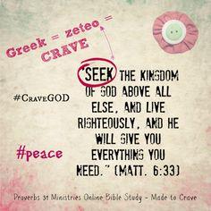 #peace #CRAVEGOD