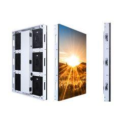 Con un tamaño de píxel más pequeño para señalética permanentes al aire libre, diseño resistente a la intemperie con módulos completamente sellados y fuente de alimentación. Electronics, Phone, Perms, Products, Telephone, Phones
