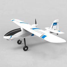 Volantex Ranger 757-4 7574 FPV 1380mm Wingspan EPO RC Airplane KIT