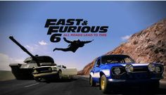 Fast and Furious Trailer1 Fast & Furious 6   Trailer 2013 + Cast Interview    http://journicle.com