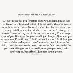 Imágenes De I Miss My Guy Best Friend Quotes Tumblr