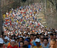 one day ♥ Boston Marathon
