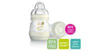100 Tester für MAM Anti-Colic Babyflasche