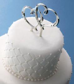 Amazon.com: Cake Picks/Double Hearts: Kitchen & Dining