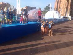 De eerste groep kinderen is er helemaal klaar voor in Leeuwarden!