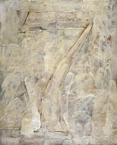 Jasper Johns, 'Figure encaustic and collage, 1955 Neo Dada, Tachisme, Franz Kline, Pop Art, Willem De Kooning, Robert Rauschenberg, Jackson Pollock, Joan Mitchell, Jasper Johns Paintings