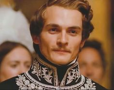 Rupert Friend as Prince Albert in The Young Victoria - 2009 (with Swellisimus hair)